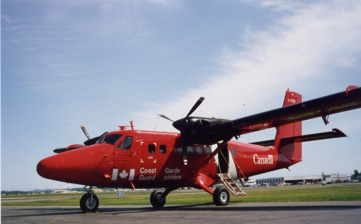 Canadian Coast Guard - deHavilland Dash-6 Twin Otter