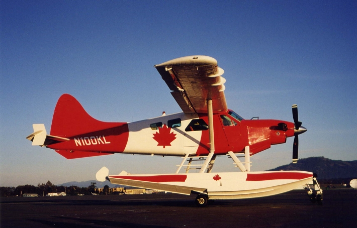 deHavilland DHC2 Turbo Beaver.