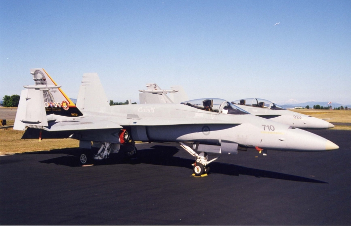 Canadian Forces CF-18