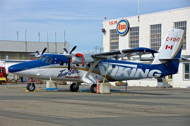 deHavilland Twin Otter