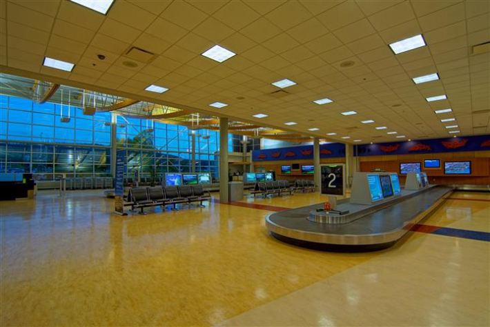 Domestic Baggage Claim Area