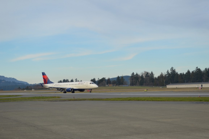 January - Delta Air Lines