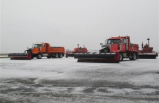 Photo of snow equipment